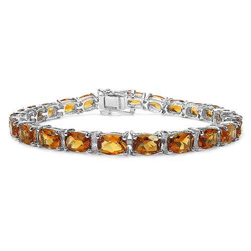 Citrine:Cushion/7x5mm 24/20.88 ctw #33204v3