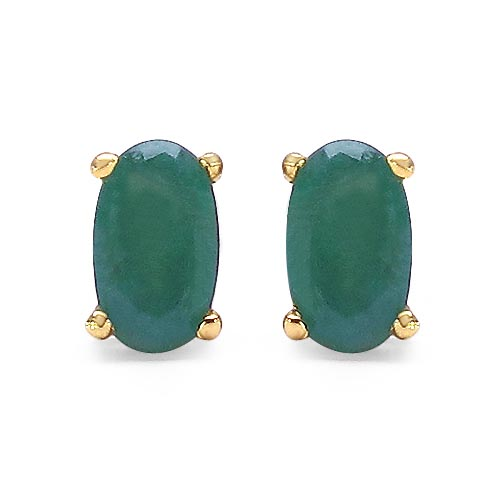 Emerald:Oval/5x3mm 2/0.54 ctw #29265v3