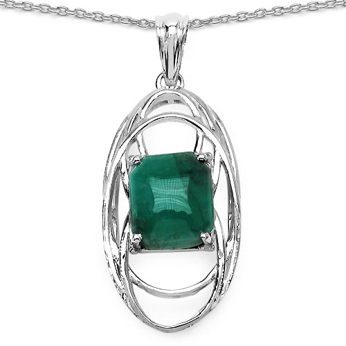 Emerald:Octagon/12x10mm 1/5.55 ctw Pc #29333v3