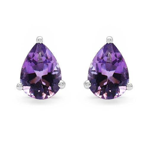 Amethyst:Pear/7x5mm 2/1.25 ctw #29167v3