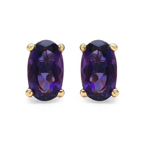 Amethyst:Oval/5x3mm 2/0.54 ctw #29261v3