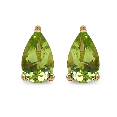 Peridot:Pear/5x3mm 2/0.44 ctw #29289v3