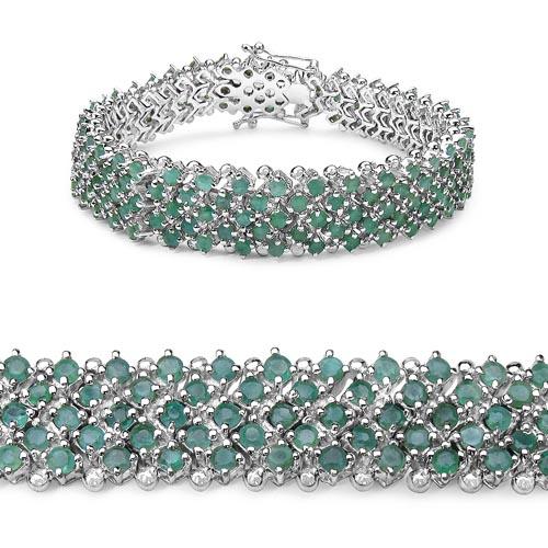 Emerald:Round/2.50mm 195/13.65 ctw #29054v3