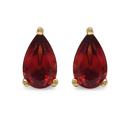 Garnet:Pear/5x3mm 2/0.50 ctw #29288v3