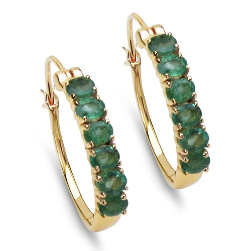 Emerald:Oval/4x3mm 12/1.80 ctw #29231v3