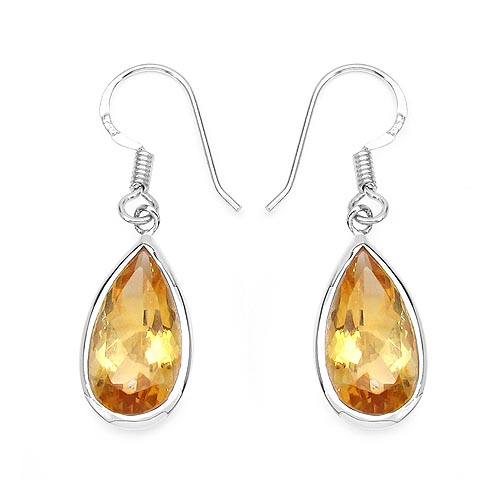 Citrine:Pear/18x9mm 2/10.04 ctw #33549v3