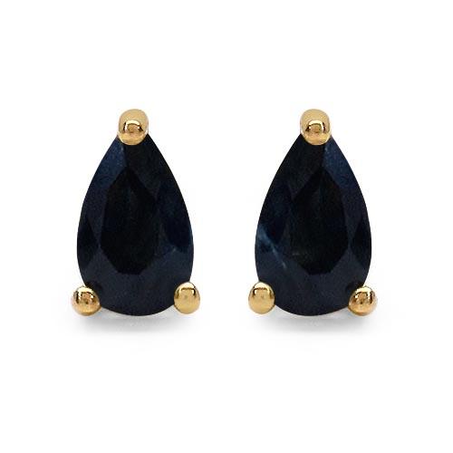 Sapphire Blue:Pear/5x3mm 2/0.50 ctw #29285v3