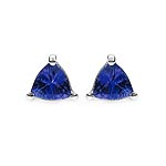 Tanzanite:Trillion/5.00mm 2/0.89 ctw #28464v3