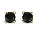 Diamond Black:Round/0.41Pt 2/0.82 ctw #28523v3