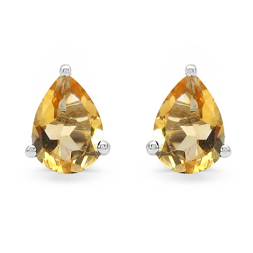 Citrine:Pear/7x5mm 2/1.31 ctw #33485v3