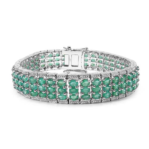 Emerald:Oval/4x3mm 122/18.30 ctw #33367v3