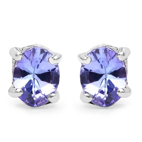 Tanzanite:Oval/5x4mm 2/0.66 ctw #33473v3
