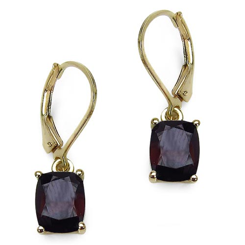 Garnet:Cushion/9x7mm 2/5.44 ctw #33394v3