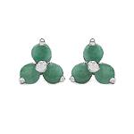 Emerald:Round/2.70mm 6/0.54 ctw #28525v3