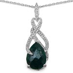 Emerald:Pears/ 14x10mm 1/7.48 ctw #28265v3