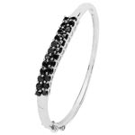 Diamond Black:Round/3.10-3.20mm 24/3.53 ctw #28148v3