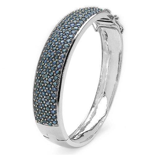 Sapphire Blue:Round/2.50mm 147/13.23 ctw #33374v3