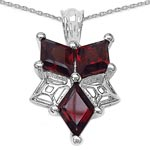 Garnet:Fancy Shape/10x7mm 3/3.54 ctw #28181v3