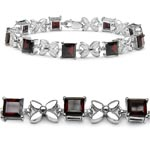 Garnet:Square/ 6.00mm 9/11.25 Ctw #28065v3