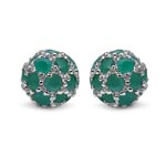 Emerald:Round/2.00-2.10mm 42 /2.10 ctw #28087v3