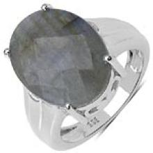 Labradorite:Oval/16x12mm #29551v3