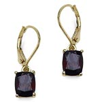 Garnet:Cushion/9x7mm 2/5.44 ctw #28054v3