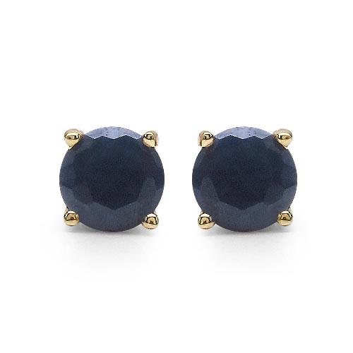 Sapphire Blue:Round/4.00mm 2/0.70 ctw #29942v3