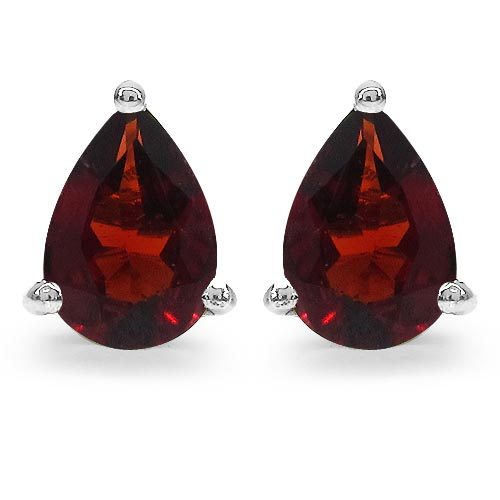Garnet:Pear/7x5mm 2/1.63 ctw #29956v3