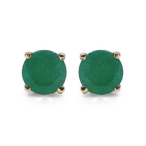Emerald:Round/4.00mm 2/0.50 ctw #29945v3