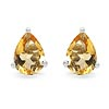 Citrine:Pear/7x5mm 2/1.31 ctw #28137v3