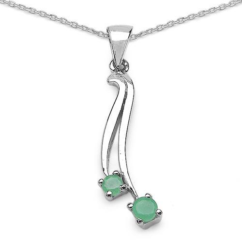 Emerald:Round/3.00mm 1/0.10 ctw + Emerald:Round/3.50mm 1/0.17 ctw #29798v3