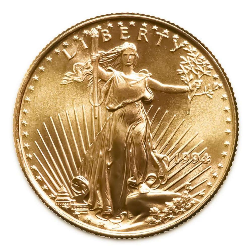 1994 American Gold Eagle 1oz Uncirculated #IRS24986