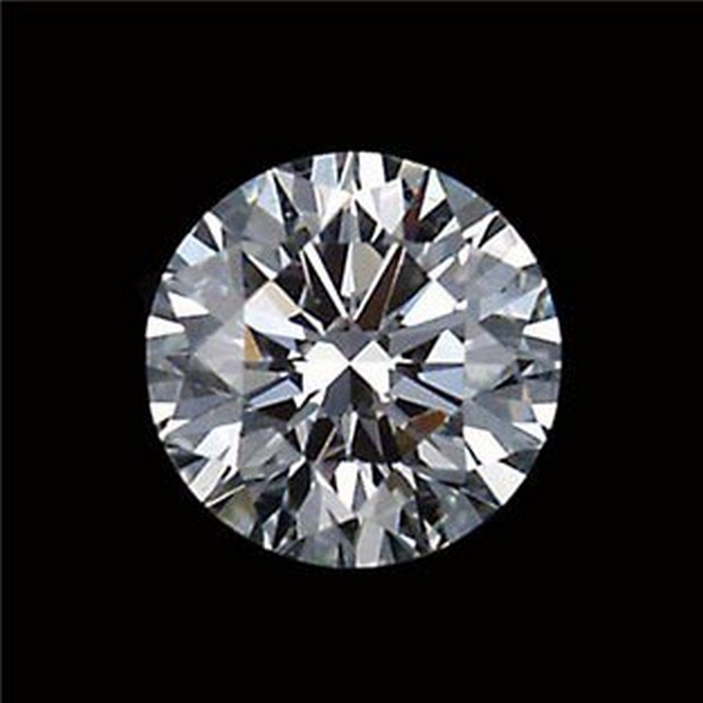 CERTIFIED GIA 0.7 CTW ROUND DIAMOND F/I1 #IRS87916