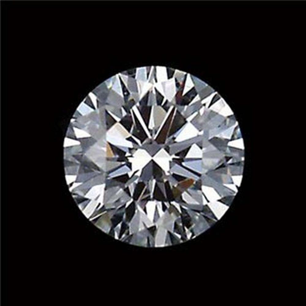 CERTIFIED IGI ROUND 0.3 CTW H/SI2 DIAMOND #IRS92000