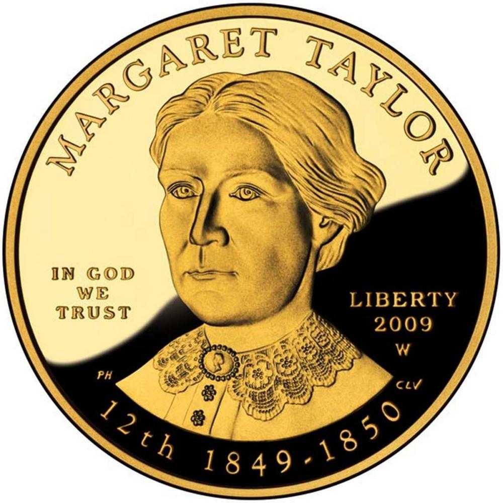 First Spouse 2009 Margaret Taylor Proof #IRS81063
