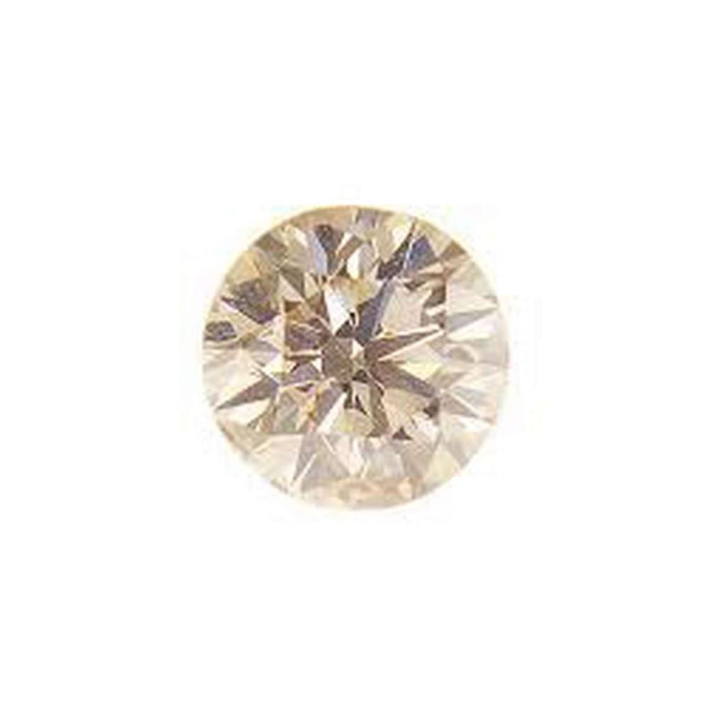 CERTIFIED IGI 0.37 CTW ROUND DIAMOND L(FB)/SI2 #IRS87900