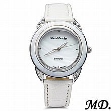 MARCEL DRUCKER Brand New Stainless Steel Women Watch #77024v3