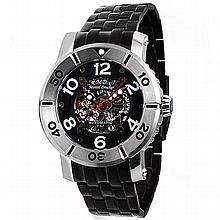 MARCEL DRUCKER Brand New Stainless Steel Automatic Men Watch #77053v3