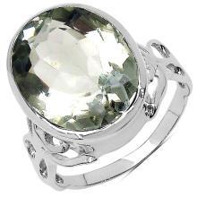 27.00 Carat Genuine Amethyst .925 Sterling Silver Set #77508v3