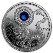 2016 Canada 1/4 oz Silver $5 Birthstones (September) #75389v3