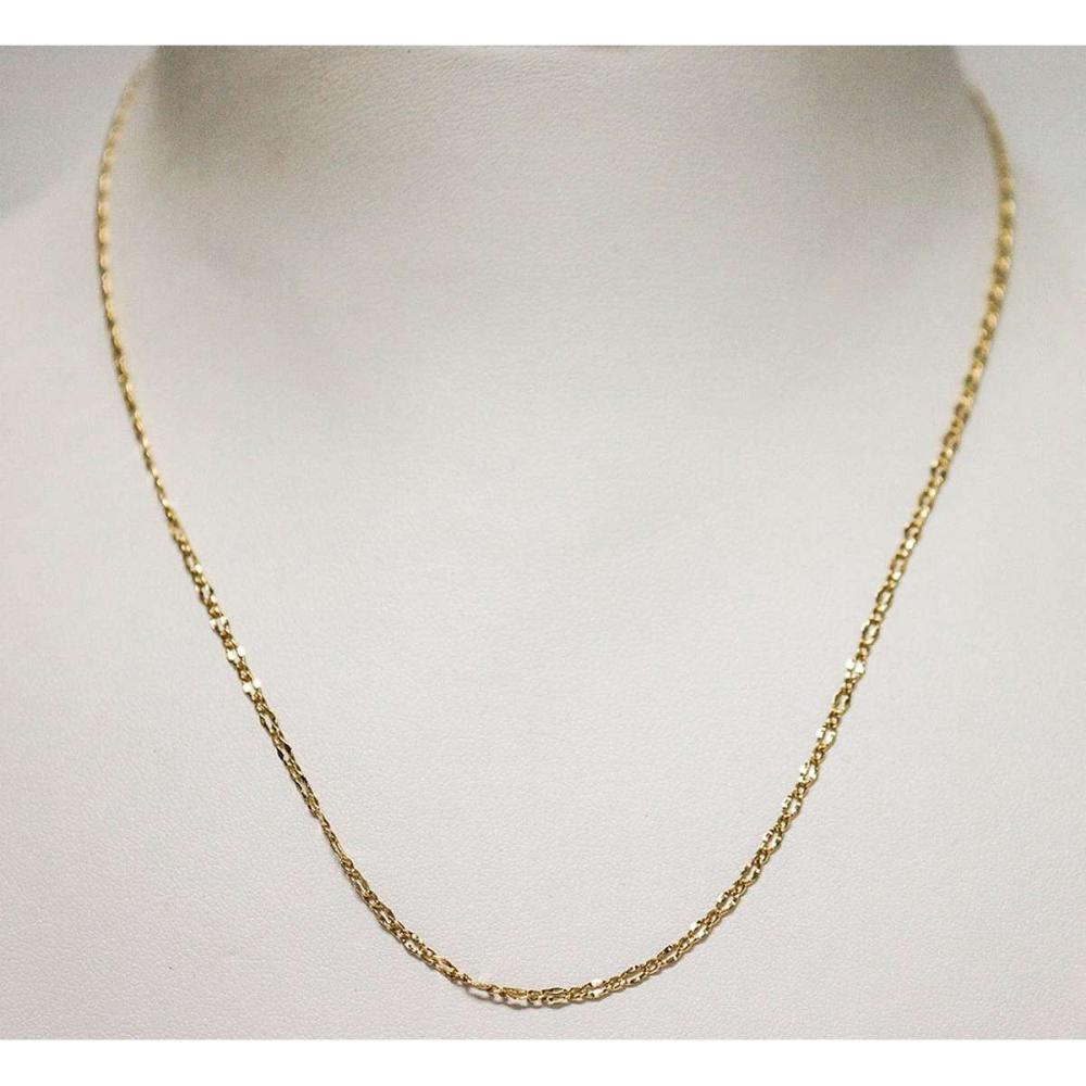 14K GOLD PLATED CHAIN #IRS72039