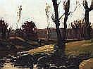 """ROSAIRE, Arthur-Dominique (1879-1922) """"Bord de"""