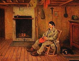 HUOT, Charles-Edouard-Masson (1855-1930)