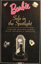 BARBIE SOLO IN THE SPOTLIGHT LIMITED EDITION CLOCK