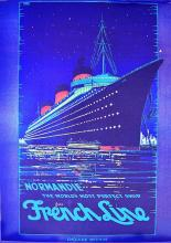 HERKOMER NORMANDIE-THE WORLD'S MOST PERFECT SHIP 1997