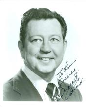 DONALD O'CONNOR SIGNED 8 X 10 PHOTOGRAPH