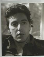 AL PACINO SIGNED 8 X 10 PHOTOGRAPH