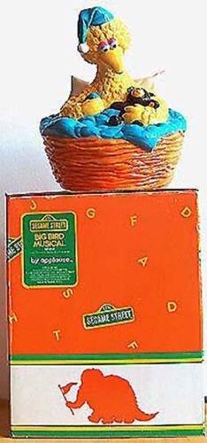 Sesame Street Musical Toys : Sesame street big bird musical toy