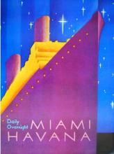 SUPER RARE, DAILY OVERNIGHT MIAMI HAVANA