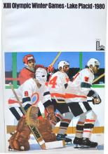 XIII OLYMPIC WINTER GAMES- LAKE PLACID, 1980